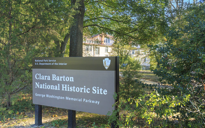 Neighborhood – Clara Barton National Historic Site